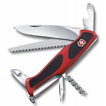 Нож Victorinox RangerGrip 55 0.9563.CB1 - фото 7038
