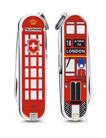 Нож брелок Victorinox A Trip to London - фото 7467