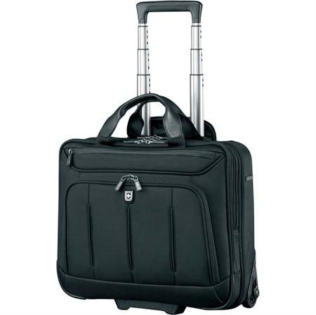 "Мобильный офис 15,6"" Victorinox VX One Rollling Briefcase 600612 - фото 7653"