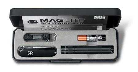 Набор нож Classic SD + фонарь Victorinox 4.4014 - фото 7661