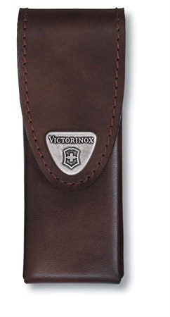Чехол на ремень VICTORINOX для мультитулов SwissTool Spirit, кожаный, коричневый - фото 8263