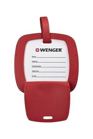 Бирка для багажа Wenger 604541+RRC:R[7]C - фото 8361