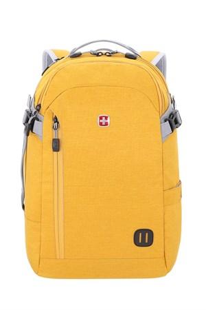 "Рюкзак SwissGear SA3555247416 Heather 15"" | 29 л. | 31x20x47 - фото 8851"