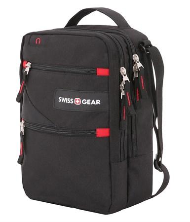 Сумка планшет SwissGear SA18262166 Boarding bag | 8 л. | 22x9x29 - фото 9068