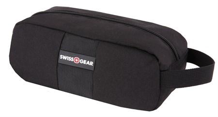 Несессер SwissGear SA6085202012 | чёрный | полиэстер | 24x11x10 - фото 9085