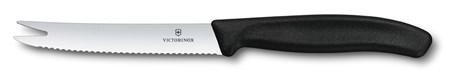 Нож Victorinox для сыра и колбасы SwissClassic 6.7863 - фото 9111