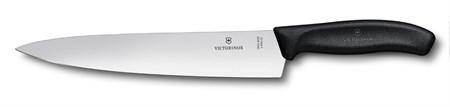 Нож разделочный SwissClassic 22 см 6.8003.22B - фото 9115