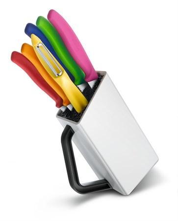 Набор из 6 нож Victorinox 6.7127.6L14 - фото 9128