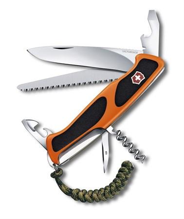 Нож перочинный Victorinox RangerGrip 55 SE 2019 130 мм 0.9563.C91 - фото 9220