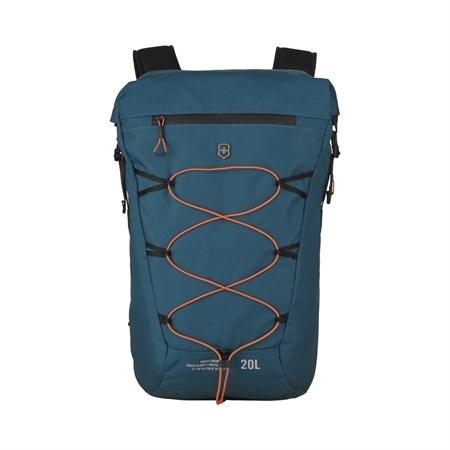Рюкзак VICTORINOX Altmont Active L.W. Rolltop Backpack, бирюзовый, 100% нейлон, 30x19x46 см, 20 л - фото 9237