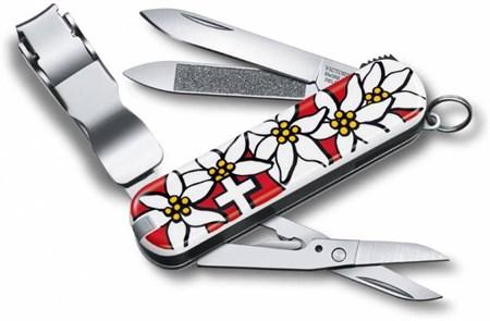 Нож-брелок Victorinox Nail Clip 0.6463.840 - фото 9443