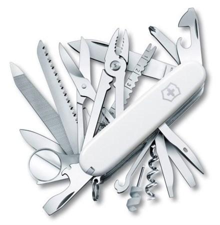 Нож карманный Victorinox SwissChamp 91 мм 1.6795.7R - фото 9452