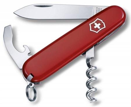Нож карманный Victorinox Waiter 84 мм 0.3303.B1 - фото 9456