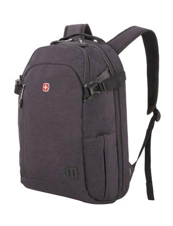 "Рюкзак SwissGear SA3555424416 Grey Heather 15"" | 29 л. | 31x20x47 - фото 9654"