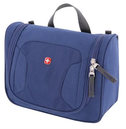 Несессер SwissGear SA1092343002 | синий | полиэстер | 27х11х22 - фото 9684