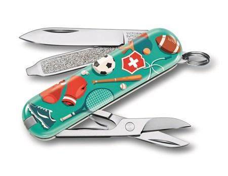 Нож-брелок Sports World 58 мм 0.6223.L2010 - фото 9762