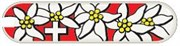 Универсальная накладка для ножа VICTORINOX Edelweiss (0.6203.840) 58 мм C.6284.4.10