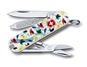 Складной нож Victorinox Little Birds 0.6223.L1306 1