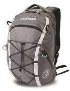 рюкзак , серый, полиэстер 900D, 29х19х47 см, 25 л / Wenger