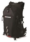 рюкзак , серый/черный, полиэстер, 29х19х52 см, 28 л / Wenger
