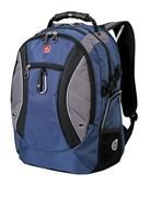 рюкзак , синий/серый, 900D, 35х23х48 см, 39 л / Wenger