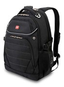 рюкзак , черный, полиэстер 900D, 33x20x47 см, 32 л / Wenger