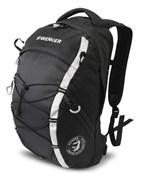 рюкзак , черный/серый, полиэстер 900D, 29х19х47 см, 25 л / Wenger
