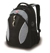 рюкзак , черный/серый, полиэстер, 32х15х46 см, 22 л / Wenger