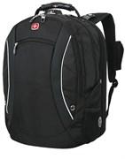 рюкзак «SCANSMART», чёрный, полиэстер, 36х23х48 см, 40 л / Wenger