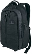 Рюкзак VICTORINOX Altmont™ 3.0, Vertical-Zip Backpack, чёрный, нейлон Versatek™, 33x18x49 см, 29 л