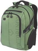 рюкзак VX Sport Pilot 16'', зелёный, полиэстер 900D, 35x28x47 см, 30 л / Victorinox