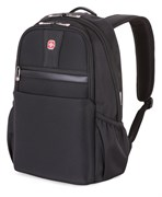Рюкзак WENGER 15'', черный, полиэстер 1680D, 32х15х43 см, 21 л