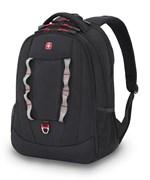 Рюкзак WENGER, черный, полиэстер 900D, 47х34х18 см, 30 л
