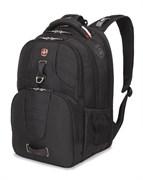 Рюкзак WENGER, черный, полиэстер 900D, 47х34х20, 31 л