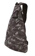 рюкзак с одним плечевым ремнем, камуфляж, полиэстер, 900D, 45х25х15 см, 17 л / Wenger