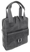 """сумка вертикальная """"ARIZONA"""", чёрный, кожа, 35x9x37 см / Wenger"""