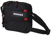 сумка для документов , черный, полиэстер 600D, 23x5x18 см / Wenger