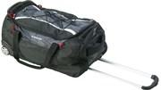 сумка на колёсах , чёрный/серый, полиэстер 900D, 32х30х61 см, 59 л / Wenger