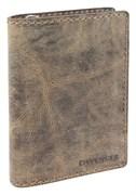 портмоне Arizona, коричневый, воловья кожа, 11х3х16 см / Wenger