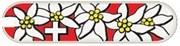 Комплект накладок для ножа VICTORINOX Edelweiss C.6284.4