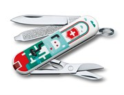 Нож-брелок Victorinox Sea World LE 0.6223.L1502
