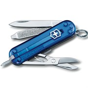 Нож-брелок Victorinox Signature Trans 0.6225.T2