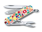 Нож брелок Victorinox Classic Color Up Your Life 0.6223.L1403