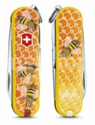 Нож брелок Victorinox Honey Bee 0.6223.L1702