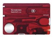 Швейцарская карточка Victorinox 0.7300.TB1 SwissCard Lite | 13 функций