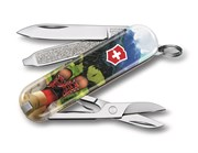Нож-брелок Victorinox I Love Hiking LE 0.6223.L2002