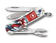 Нож-брелок Victorinox Ski Race LE 0.6223.L2008