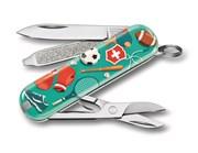 Нож-брелок Victorinox Sports World LE 0.6223.L2010
